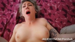 holidays with stepmom 2 – mom begs me to fuck her deeply