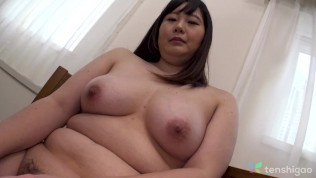 Naked amateur wet pussy with big tits gets fucked in love hotel in Tokyo